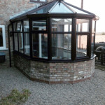 Conservatory in Haddenham, Cambs.