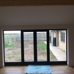 The Patio doors