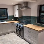 Completed Kitchen Refurbishment